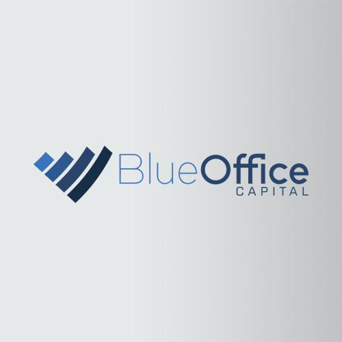 logomarca blueoffice - cembra publicidade e marketing digital
