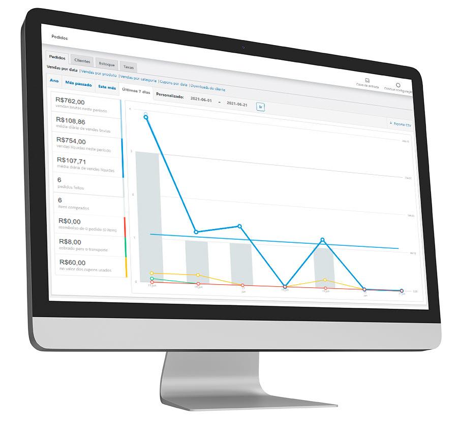 Criar loja virtual ou sites com hospedagem e certificado ssl